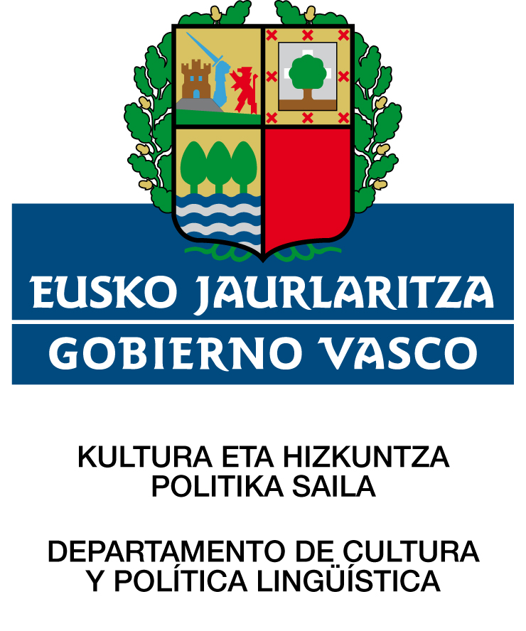 Basque Government - Department of Cultura and Language Policy