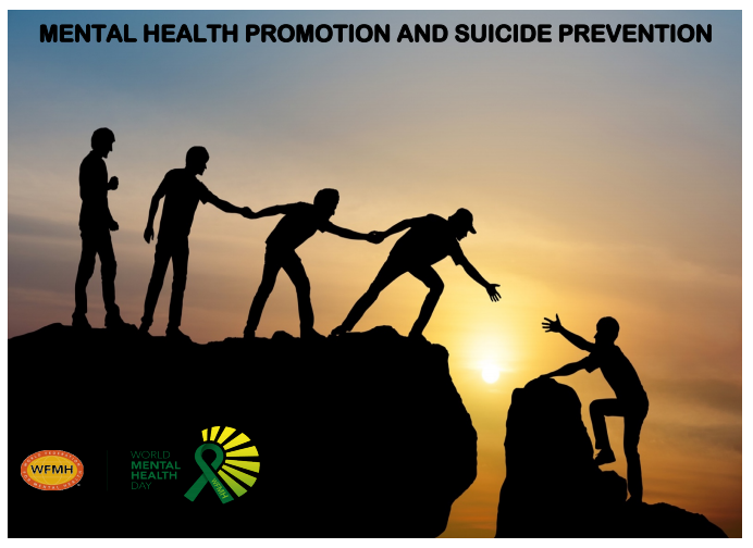 Mental Health Promotion and Suicide Prevention
