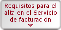 Requisitos para el alta en el servicio de facturación