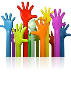 Imagen corporativa del Voluntariado