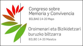 Congreso sobre memoria y convivencia