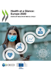 Azterlanaren portada: Health at a Glance: Europe 2020