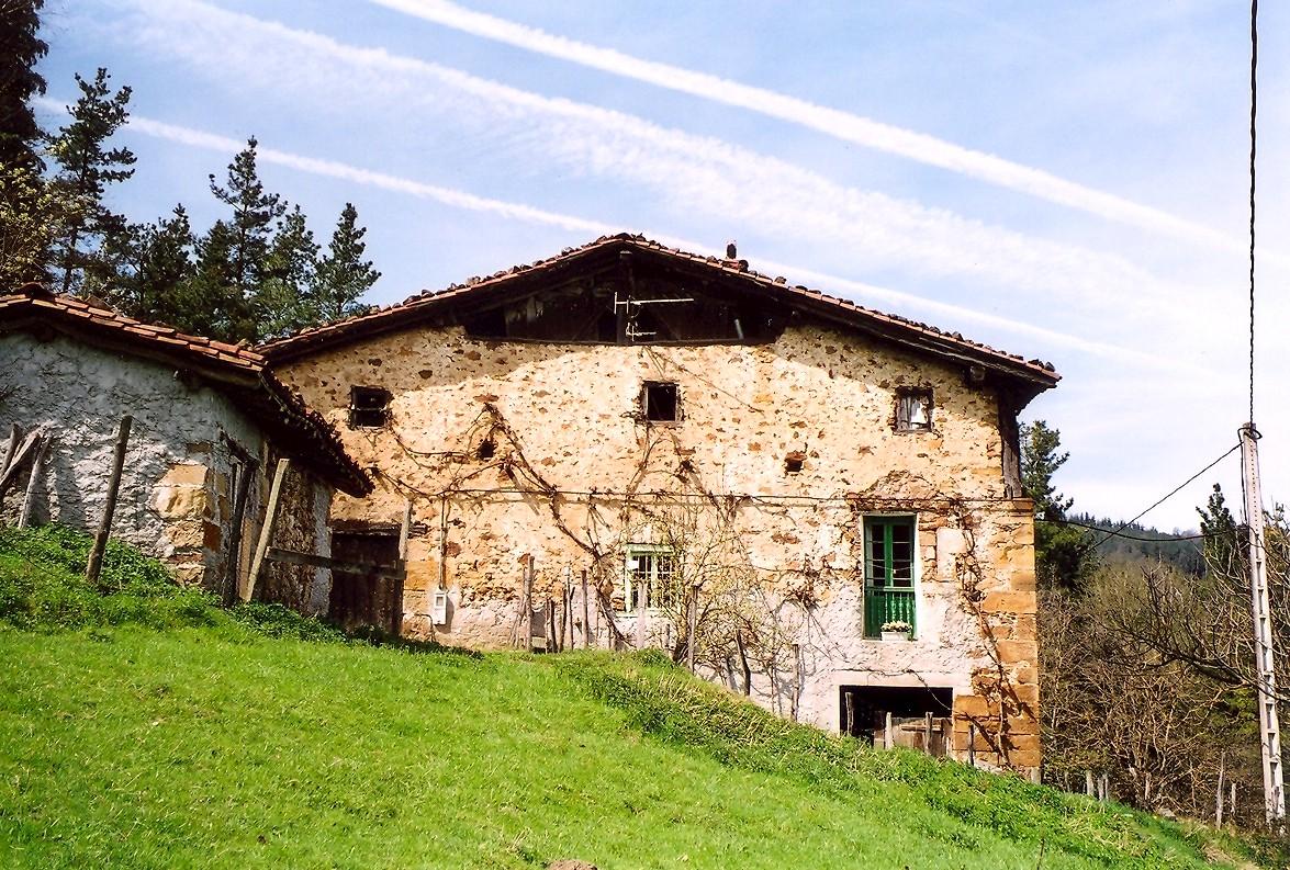 Noticias y novedades del centro de patrimonio cultural - Caserios pais vasco ...