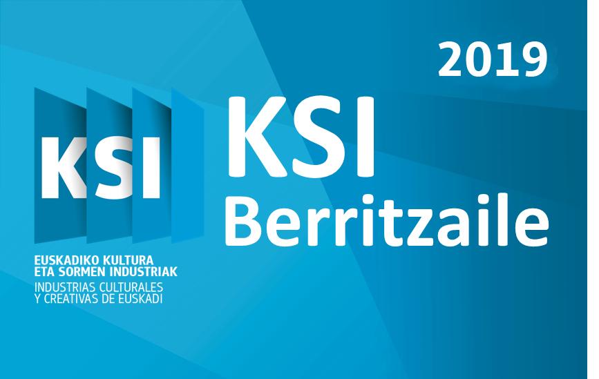 KSI BERRITZAILE 2019 - Cultura - Euskadi eus